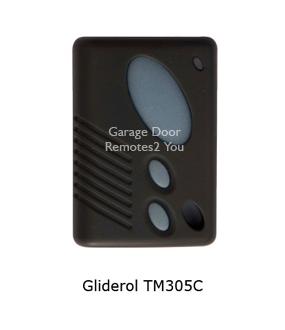 Gliderol Garage Door Remote Controls