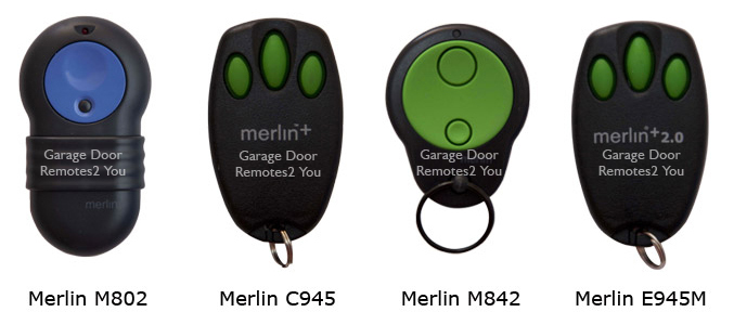 sc 1 st  Garage Door Remotes Perth & Merlin Garage Door Remote Controls